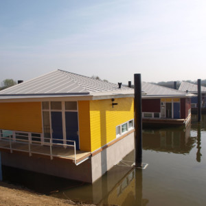 Schwimmfähige Wohnungen Ohé und Laak