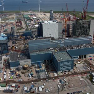 Energiecentrale RWE Eemshaven
