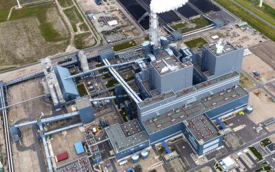 Energiecentrale RWE Eemshaven 02