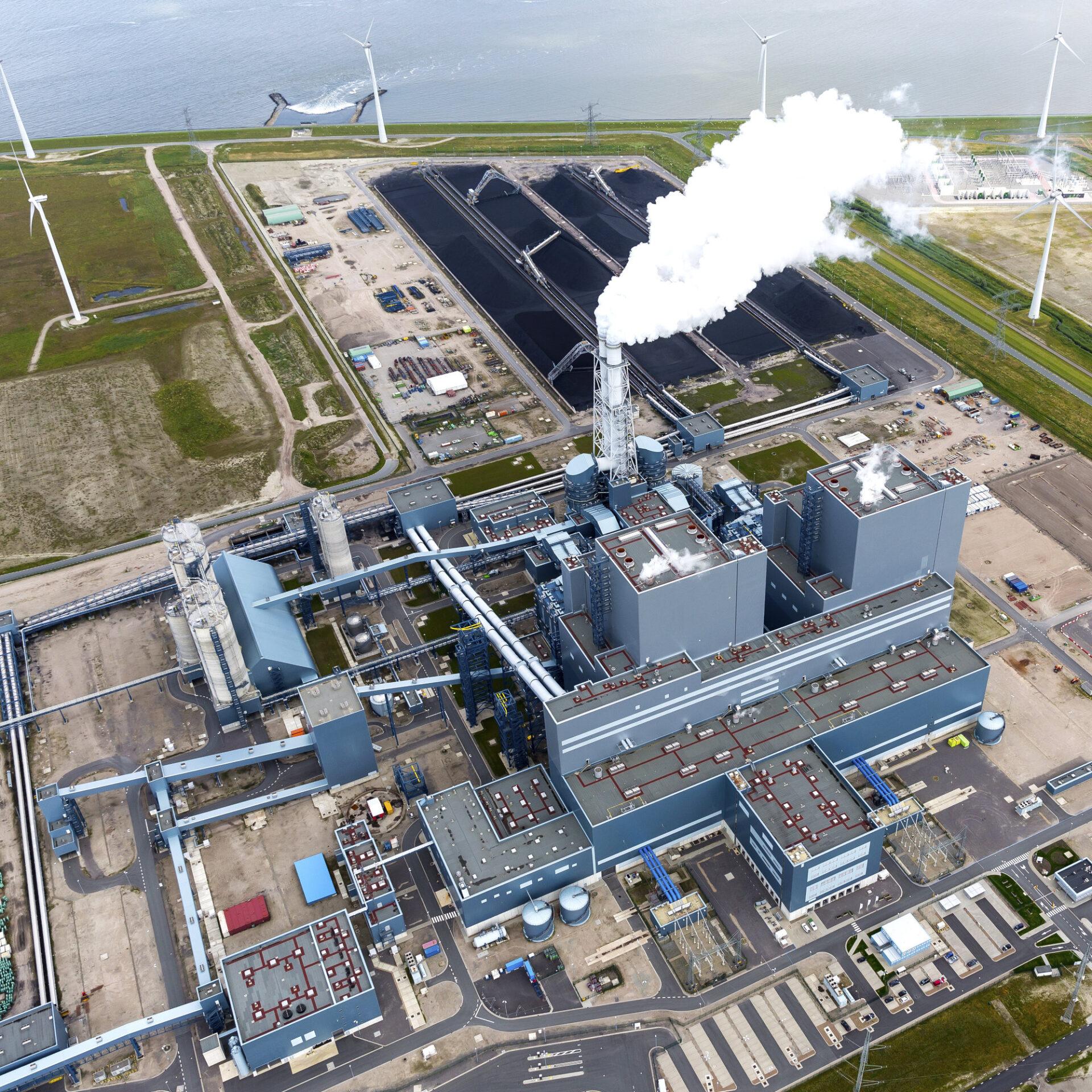 Energiecentrale RWE Eemshaven 03