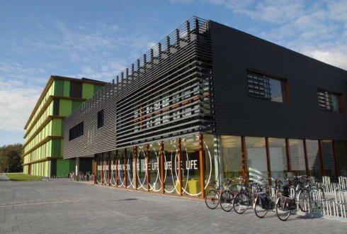 Verbeteren klimaat WUR Radix gebouw 03