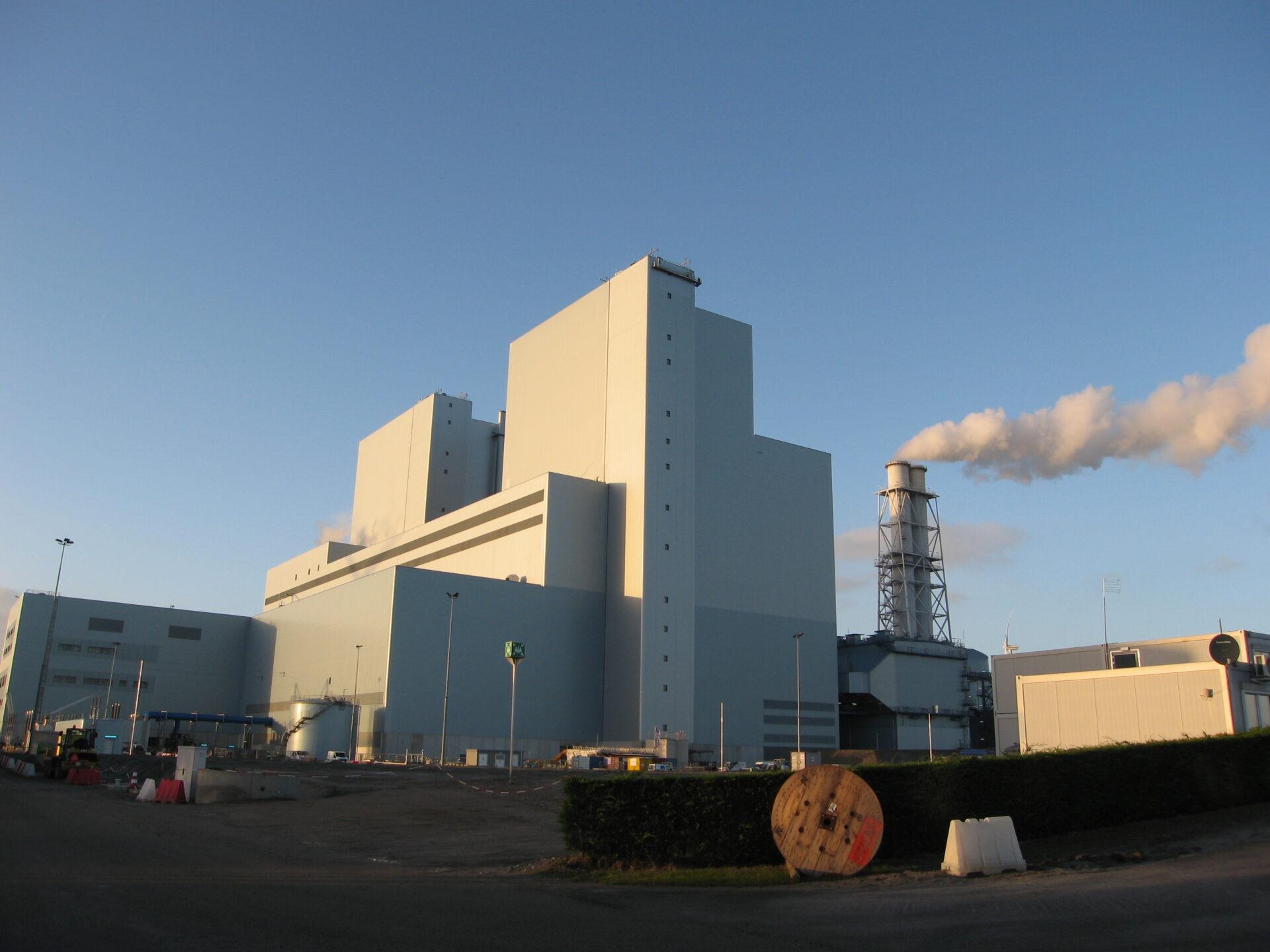 Energiecentrale RWE Eemshaven 04